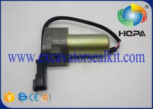 China 702-21-07630 Komatsu Solenoid Valve , D155AX-6 Excavator Spare Parts 6 Month Warranty on sale