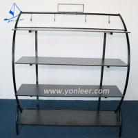 Free Standing Knock-down Design Cloth Display Stand