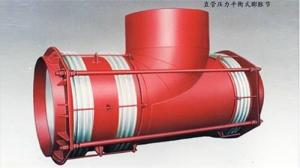 China Curved Tube Pressure Balance Expansion Joint OEM Welcome ISO 9001 Certification on sale