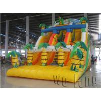 Factory direct sale inflatables slide playground, giant inflatable playgrounds, inflatable playground on sale