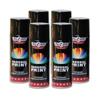 China Good Adhesiveness Aerosol Spray Paint 300ML Liquid Coating 5 Minutes Surface Dry Time on sale
