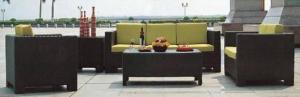 China Outdoor Rattan Sofa on sale