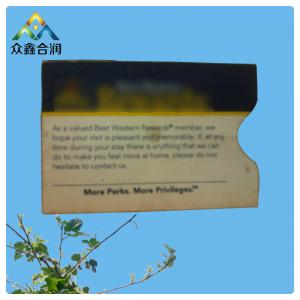 China China key card envelop on sale