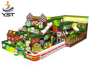 China Anti UV Soft Play Area Equipment , Durable Kids Indoor Play Equipment on sale