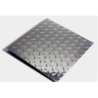 5754 Aluminum tread checkered plate for vehicle steps