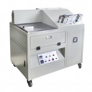China Custom Cardboard / Pvc / Pet Photobook Making Machine  3 In 1 5 Books / Time on sale