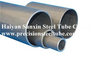 China High Strength Large Diameter Steel Pipe , Hollow Steel Tube DIN2391 Standard on sale