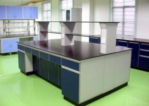 China Scratch Resistance Chemical Resistant Laboratory Bench Tops Trespa Panel on sale