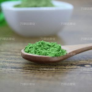 China Herbal Supplement Wheat Grass Juice Powder  ISO certified GMP Factory on sale