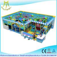 China Hansel custom design popular kids play ground equipment for children in the park on sale