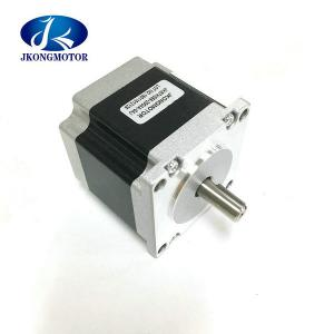 China Nema23 Bipolar 2 Phase Hybrid Stepper Motor Stepper Motor For 3d Printer With 8mm Keyway Shaft 4- Wires on sale
