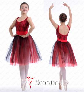 China Tank Leotard with Tutu for adult on sale