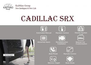 China Cadillac SRX Auto Power Tailgate Lift Kits / Smart Auto Spare Parts in the Global Afterm on sale