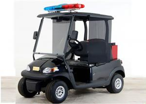 China Electrica 2 Seats Patrol Cart 48V With Alarm Light on sale