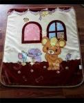 Customized Waterproof baby blanket
