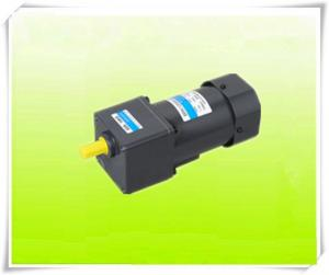 China High efficient 6W-200W, ratio 1:3-1:1800 gear motor with speed controller, ac gear motor on sale