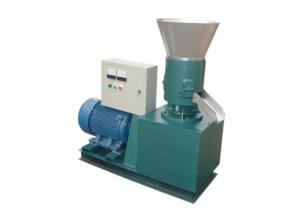 China Electric Straw / Feed / Wood Pellet Machine For Sunflower Stalk 300kg on sale