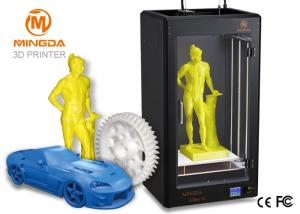 China Desktop industrial digital 3d model printer with ABS / PLA material on sale