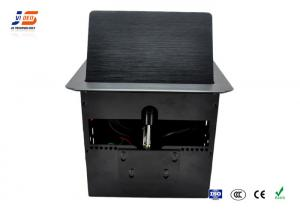 CE RoHS CCC Conference Table Outlet Box Electrical Plug Connector - Conference table electrical box