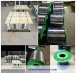 0.64mm galvanized stitching wire for book staples