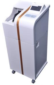 VC801 Floor Standing Vacuum Note Counter for any currencies
