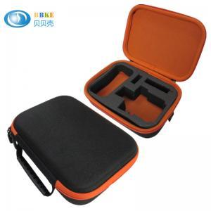 China Black Waterproof Eva Hard Case , Digital Camera Easy Custom Eva Case Cover on sale