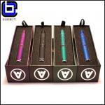China Dry Herb Wax E-Cig Vaporizer , Mini Atmos Junior Portable Vaporizer Pen wholesale