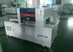 China T5 T8 Tube Light Pick And Place Equipment , High Precision LED SMT Machine on sale
