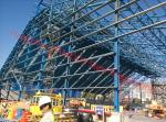 Pipe Truss/H Shape Portal Frame Industry Structural Steelwork Fabrication