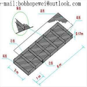 China hot sale gabion box/pvc gabion/reno mattress wall/gabion mesh mattress/stone gabions/gabion fence wire mesh on sale