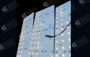 China 5W 250x250 16 Pixels 48 Channel DMX LED Wall Panel Light For Stage / Club on sale