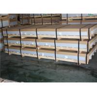 China HO H14 Hot Rolling Aluminium Alloy Sheet 5052 5083 For Boats / Aerospace / Aviation on sale