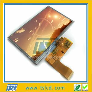 China TST070CBOT-02WP 7.0'' inch TFT lcd module with reistive touch screen on sale