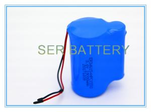 China Lisocl2 High Current Battery , 3.6V ER34615 High Rate Discharge Battery HPC1550 Hybrid Pulse Capacitor on sale