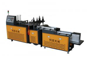 China Round Paper Plate Forming Machine / Efficient Single Die Paper Plate Machine on sale