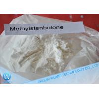Bodybuilding Raw Steroid Methylstenbolone Prohormone Powder CAS 5197-58-0