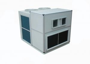 China Packaged Air Cooled DX Air Conditioning Units, Hermetic Scroll Compressors on sale