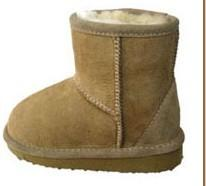 China sheepskin classic short on sale
