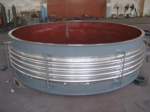 China Flange Type Pipe Expansion Joint / SS Expansion Bellow CE ISO9001 Certification on sale
