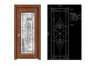 China New Design Decorative Architectural Tempered Glass , Energy Saving Decorative Glass Sheets on sale