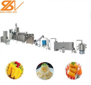 China Pastry Bread Crumbs Machine Higher Production Efficiency Easy To Clean on sale