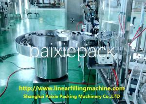 China Electronic Cigarettes Packaging Liquid Filling Equipment Bottling Equipment on sale