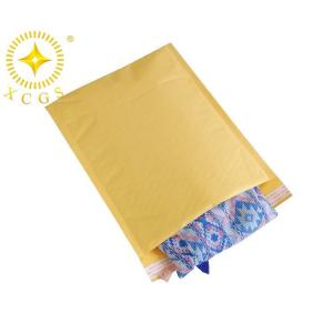 China Customized Design Widely Used Bubble Envelope Padded Mailers Kraft Paper Padded Bag on sale