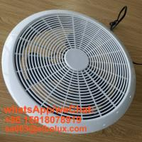 China 8 10 inch plastic window fan for bathroom Kitchen Garage Shop Toilet/ceiling exhaust fan/Ventilador de escape on sale