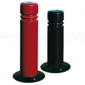 China Hydraulic Automatic Retractable Cast Iron Bollards For Parking Stop Barrier on sale