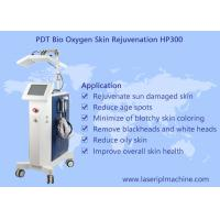 Multi-function PDT Machine Water Oxygen Jet Peel Facial Skin Care Machine