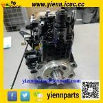 Assy original 729906-51370 da bomba da injeção de Yanmar 4TNV94 4TNV94L das peças de motor da máquina escavadora R60-7 R70
