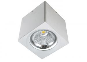 China Square LED Down Light 2800K-6500 K Color Temperature For  Restaurant / Hotel on sale