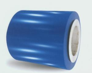 China PVDF Polyester Paint Prepainted Steel Coil Hot Dipped 0.3 mm - 1.2 mm on sale