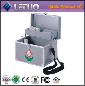 China small aluminum case aluminum tool box medical box with lock on sale